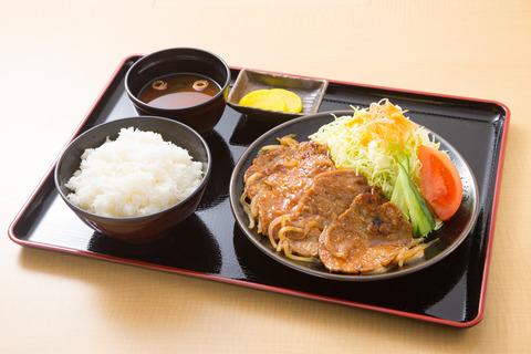 しょうが焼き定食¥690-thumb-2496x1664-190