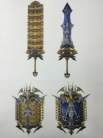 セフィロト武器