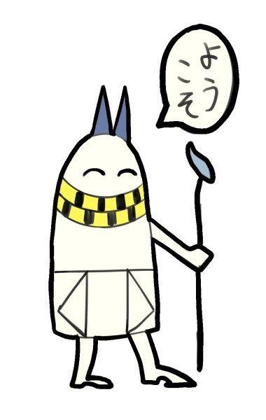 【FGO】ファラオカジノの柱に描かれているメジェド様に秘密が!? 凝ってるなぁ