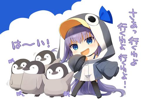 【FGO】ペンギン達を引き連れてくるペンギンメルトwww 「さあっ行くわよ行くわよ行くわよ!」