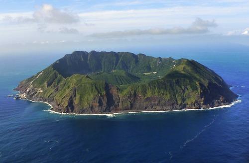 FF7のラウンドアイランドに似た島が現実にあると聞いて
