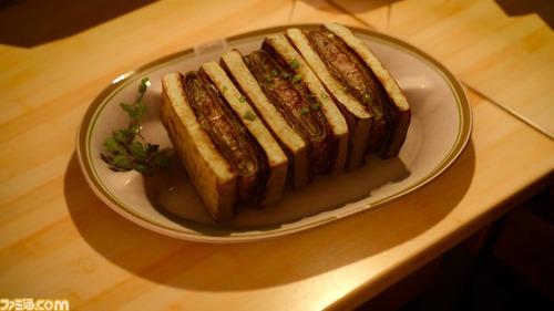 FF15で宿に止まると出てくる飯の画像がガチで美味そう件