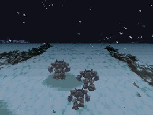 FF6の魔導アーマーで雪の中を歩くOP、スゴいワクワクしたよな