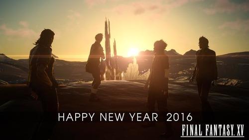FF公式「今年はFF15が仲間に加わります」