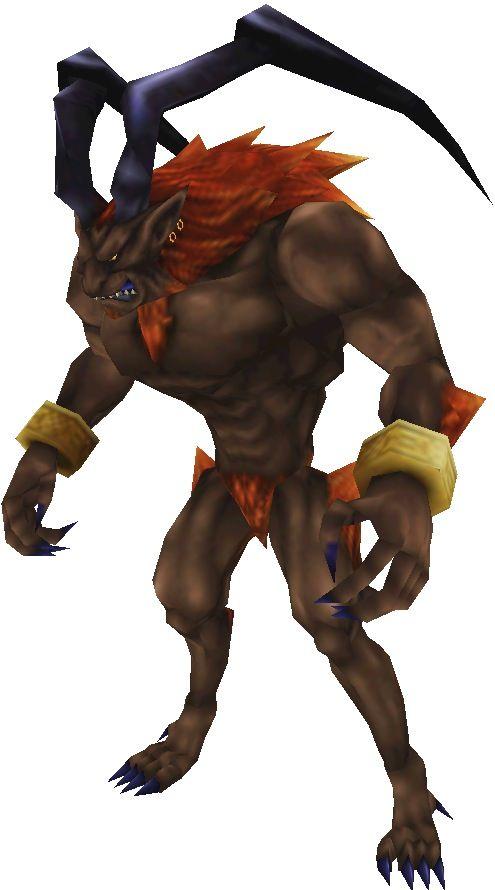 もしもFFの召喚獣を実際に一回だけ召喚できるとしたら誰がいい?