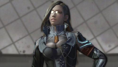 FF13の巨乳眼鏡wwwwwwwwwwwwwwww