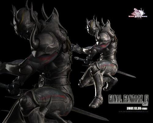 FF4のセシルって何で暗黒騎士になったん?