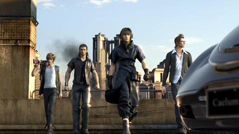 【朗報】FF15の仲間が全員黒服なのには理由があった