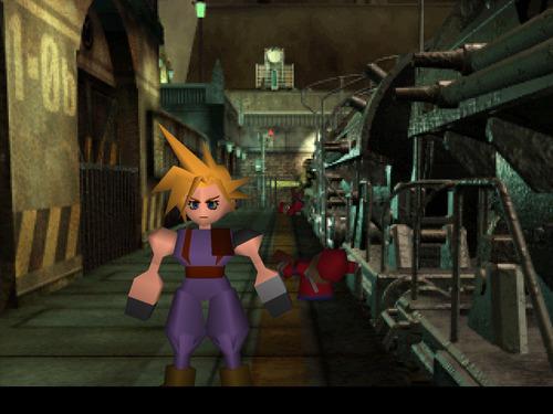 PS4版FF7楽しみなのは異端?