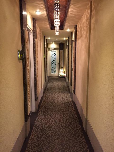 パセラ廊下