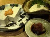 041017香り屋ゆば&ごま豆腐