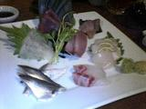 0501104番サード魚真刺身