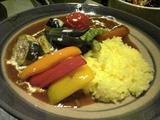 040804夏野菜カレー完成