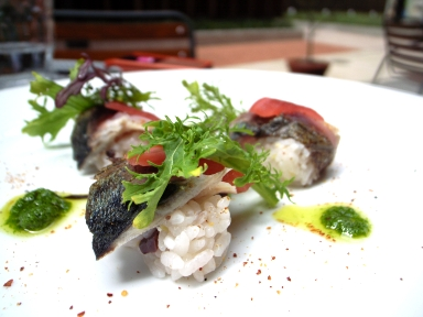 080412グットドール鯖と米のサラダ