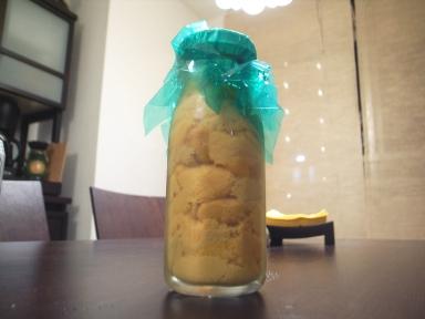 070806宮古市場牡蠣牛乳瓶