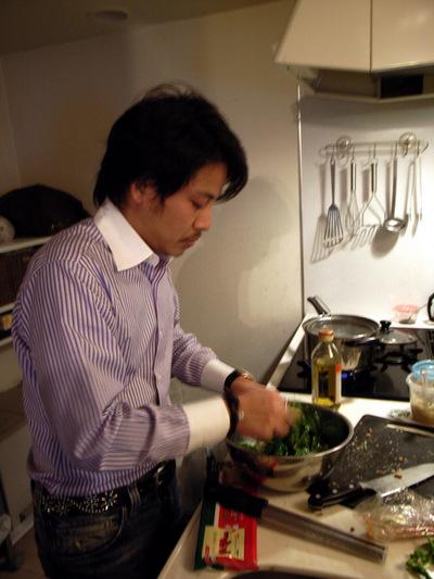 090314東雲kyah料理