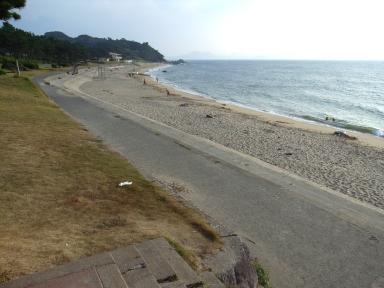 080807志賀島ビーチ