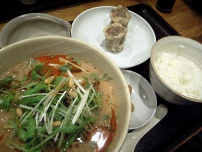 090317うずまき坦々麺