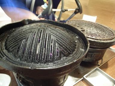 070924ひげのうし網と鍋.jpg
