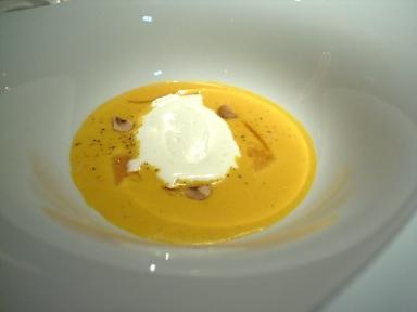 080117トロワグロかぼちゃスープ.jpg