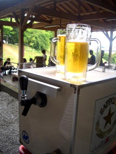 080608BBQビール