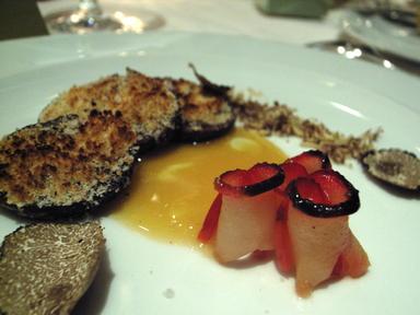 081012ランベリー栗のミトネ&リンゴのキャラメリゼ