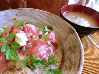 080627鎌倉山ローストビーフ丼