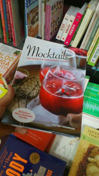 「Mocktail(モクテル)」ーーお酒じゃないけど、カクテル。