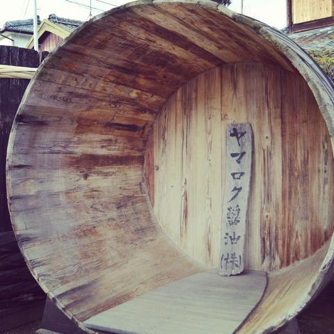 小豆島ティーチングツアーの様子を「Vine」で撮ってみた。