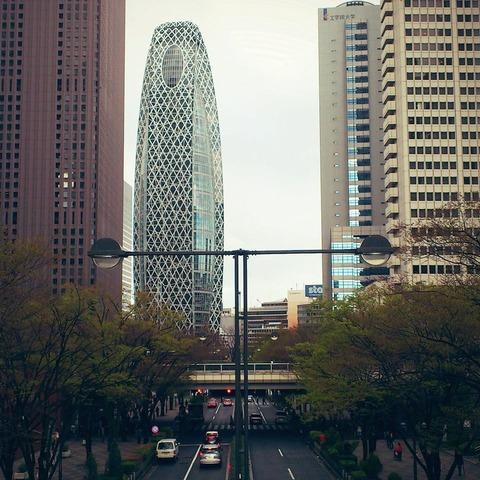 東京居候生活、はじまる