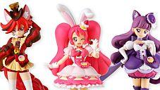 『キラキラ☆プリキュアアラモード』 キューティーフィギュア2が8月発売