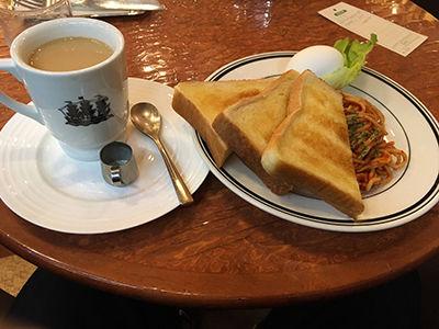 【朗報】ワイの朝食(430円)、おいしそうwwwwwwwww