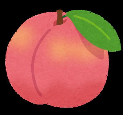 【画像】倉敷で売っている桃パフェが最早アレにしか見えない件wwww