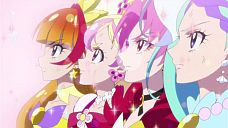 『Go!プリンセスプリキュア』第30話…ゼツボーグ城の決戦! プリキュア VS 絶望王ロック
