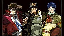 TVアニメ『ジョジョの奇妙な冒険』 第1部から第3部がBlu-ray BOX化!