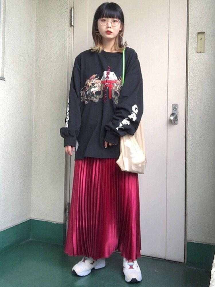 【画像】こういう感じのサブカルファッションの女の子www