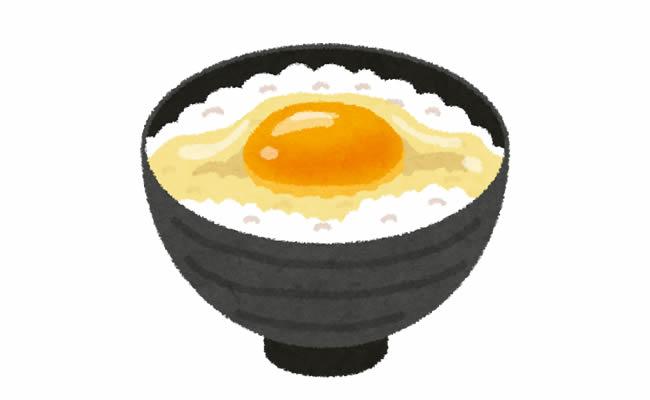 男「今日は卵かけご飯を食べよう!」