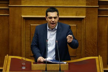 【朗報】ギリシャ・チプラス首相、覚醒
