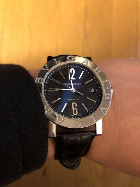 俺の腕時計高級過ぎwwwwwwww