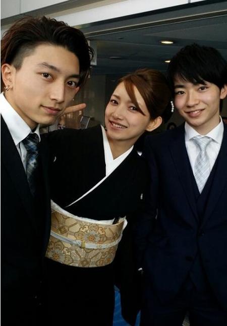 後藤真希 俳優の甥2人との写真公開で「後藤家遺伝子恐るべし」