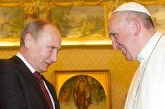 ローマ法王「難民の受け入れは各国ともに行い、負担は公平に分担しろ」