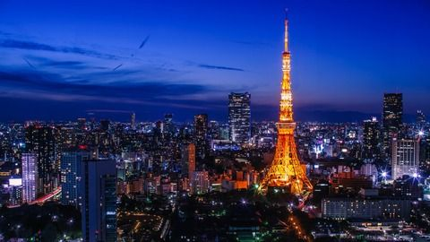 【画像】NASAが撮影した日本の夜景wwwwwwwwwww