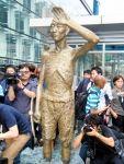 【日本企業のせい】ソウル中心部で徴用工像の除幕式 初設置