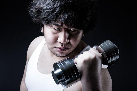 毎日腹筋50回腕立て伏せ20回もしているデブだけど痩せない・・・