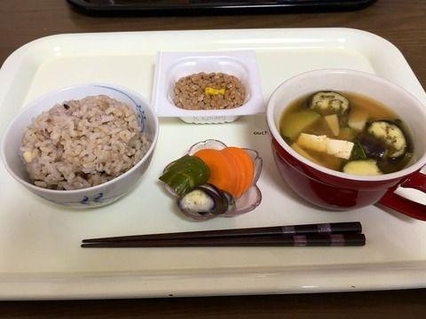 【画像】健康意識してる人が食べてるご飯がこれなんだがwwwwwwww