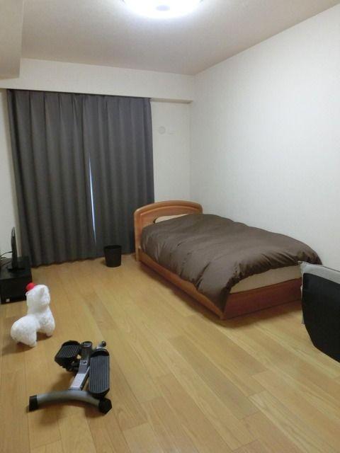 私の部屋広すぎwwwww