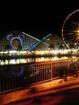 Mickey Coaster