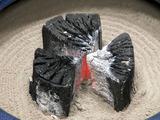 黒炭燃焼 火鉢