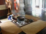 囲炉裏 鍋