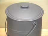 囲炉裏 木炭缶 4
